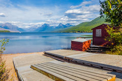 Gletscher-Paradies lizenzfreie stockfotos
