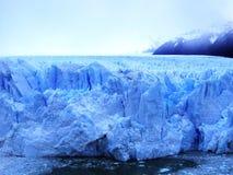 Gletscher Patagonia Perito Moreno Lizenzfreie Stockfotografie