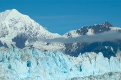 Gletscher-Schacht lizenzfreie stockfotografie