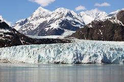 Gletscher-Schacht Stockfotografie