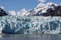 Gletscher-Schacht Stockfoto