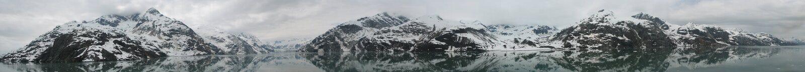 Gletscher-Schacht Stockfotos