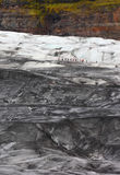 Gletscherausflug Lizenzfreie Stockfotos