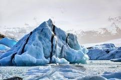 Gletscherlagune Lizenzfreie Stockfotografie