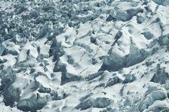 Gletsjer Stock Afbeeldingen