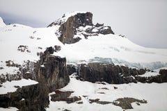 Gletsjer bij het Woestijnmeer, Argentinië royalty-vrije stock afbeeldingen