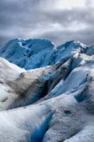 Gletsjer Perito Moreno Stock Foto