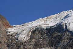 Gletsjer Steigletscher Stock Foto's