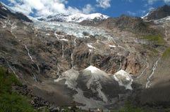 Gletsjer van meili Stock Afbeeldingen