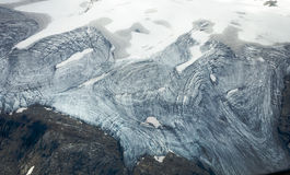 Gletsjerijs Stock Foto