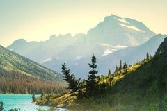 Gletsjerpark Stock Afbeeldingen