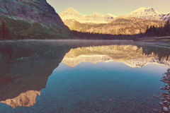 Gletsjerpark Stock Afbeelding