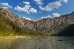 Gletsjerpark Royalty-vrije Stock Foto
