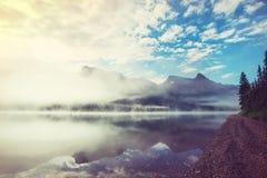 Gletsjerpark Royalty-vrije Stock Foto's