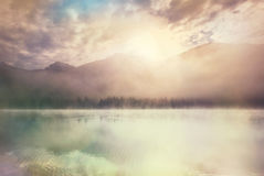 Gletsjerpark Royalty-vrije Stock Fotografie