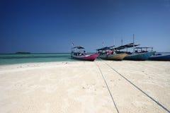 Gleyang Island Karimunjava Stock Photography