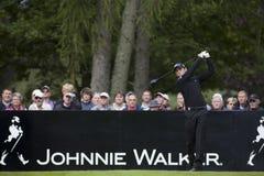 GLF :约翰妮步行者冠军-最后的回合 库存照片