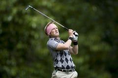 GLF: Campeonato europeu de BMW PGA da excursão Foto de Stock