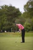 GLF: Europén turnerar den BMW PGA mästerskapet Royaltyfria Bilder