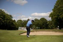 GLF: Europén turnerar den BMW PGA mästerskapet Royaltyfri Fotografi