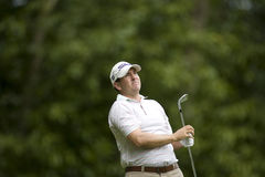 GLF: European Tour BMW PGA Championship Royalty Free Stock Photo