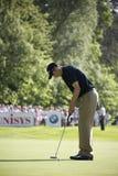 GLF: European Tour BMW PGA Championship Royalty Free Stock Images