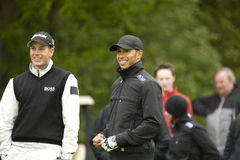 GLF: European Tour Golf The European Open Stock Photography