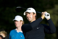 GLF: European Tour Johnnie Walker Championship Royalty Free Stock Images