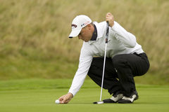 GLF: European Tour Johnnie Walker Championship -2nd Round Royalty Free Stock Photography