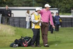 GLF: European Tour Johnnie Walker Championship -2nd Round Royalty Free Stock Photo
