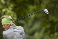 GLF: Europejski wycieczki turysycznej Johnnie Walker mistrzostwo -2nd Round Zdjęcia Stock