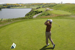 GLF: French Open pro-am round Stock Photography