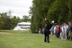 GLF: Het Europese Kampioenschap van Reisbmw PGA Stock Foto