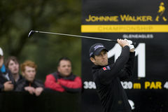 GLF: Johnnie Walker Championship - Final Round Stock Photo