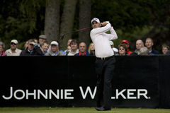 GLF: Johnnie Walker Championship - Final Round Stock Images