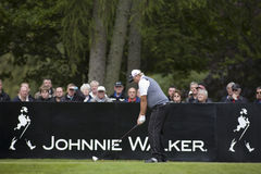 GLF: Johnnie Walker Championship - Final Round Royalty Free Stock Images