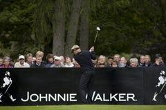 GLF: Johnnie Walker Championship - Final Round Stock Photography