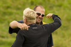 GLF: Johnnie Walker Championship - Final Round Stock Photo