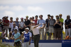GLF: Open de France second round Royalty Free Stock Photos