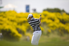 GLF: Open de France second round Royalty Free Stock Images