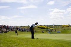 GLF: Open de France second round Stock Photo