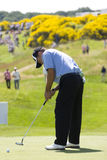 GLF: Open de France second round Stock Photography