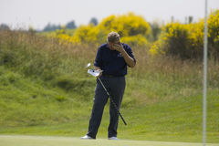 GLF: Open de France 1st round Royalty Free Stock Photography