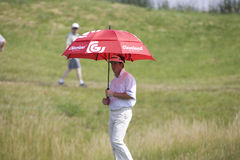 GLF: Open de France 1st round Royalty Free Stock Images