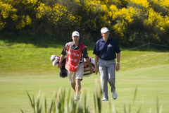 GLF: Open de France - third round Royalty Free Stock Photos