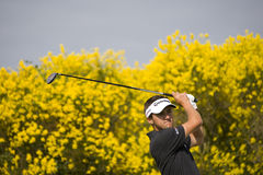 GLF: Open de France - third round Stock Photo