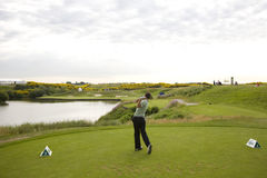 GLF: Open de France - third round Royalty Free Stock Images