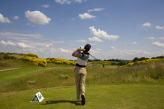 GLF: Open de France - third round Stock Photos