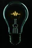Glühlampe Stockfoto