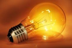 Glühlampe Lizenzfreies Stockbild